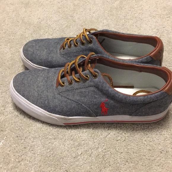 Polo Ralph Lauren Vaughn Sneakers Mens